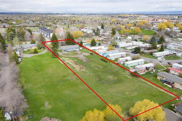 912 N 17th Avenue, Bozeman, MT 59715 (MLS #356909) :: Black Diamond Montana