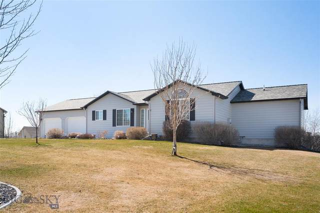 95 Prospector Trail, Bozeman, MT 59718 (MLS #356930) :: Montana Home Team