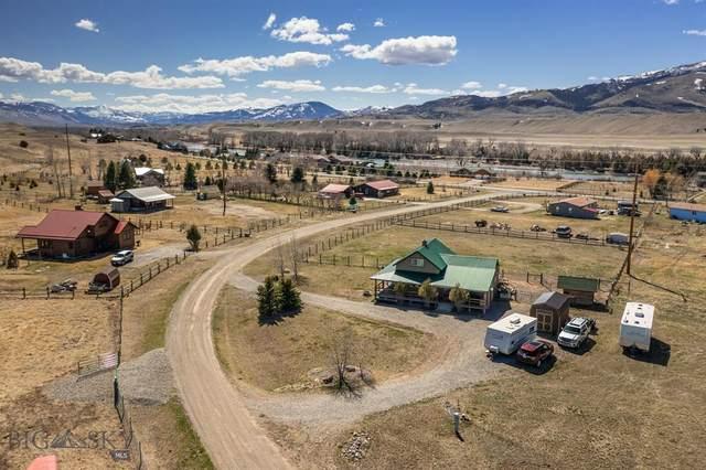 11 Warrior Road, Livingston, MT 59047 (MLS #356982) :: Coldwell Banker Distinctive Properties