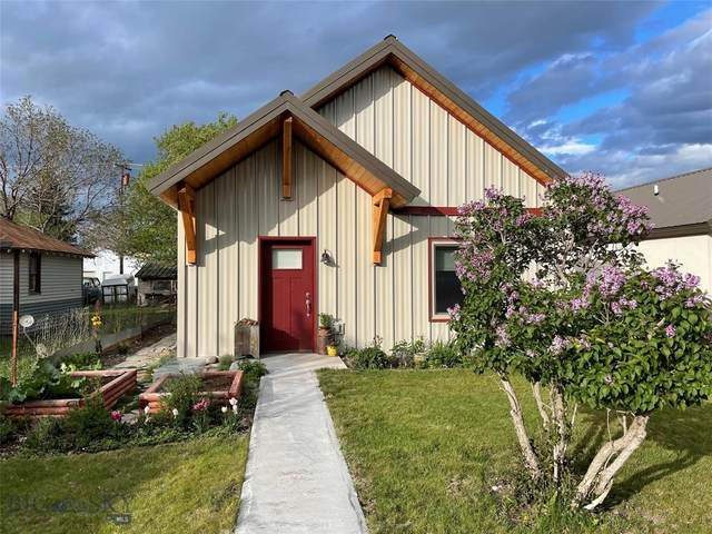 317 S G Street, Livingston, MT 59047 (MLS #357283) :: Hart Real Estate Solutions
