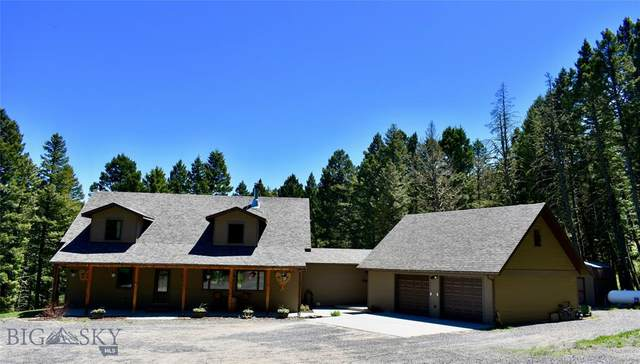155 Mountain Brook Road, Livingston, MT 59047 (MLS #357288) :: Coldwell Banker Distinctive Properties