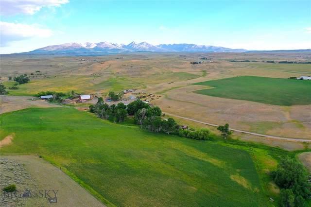 61 Swamp Creek, Big Timber, MT 59011 (MLS #357384) :: Carr Montana Real Estate