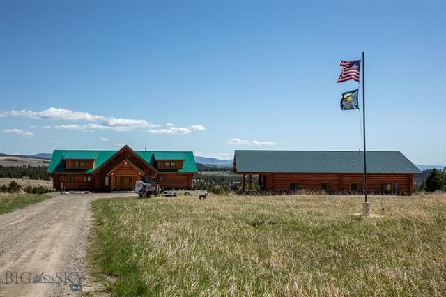 285 Lost Trail Road, Townsend, MT 59644 (MLS #357514) :: Black Diamond Montana