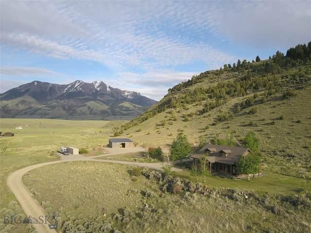 562 E River Road, Emigrant, MT 59027 (MLS #357533) :: Hart Real Estate Solutions