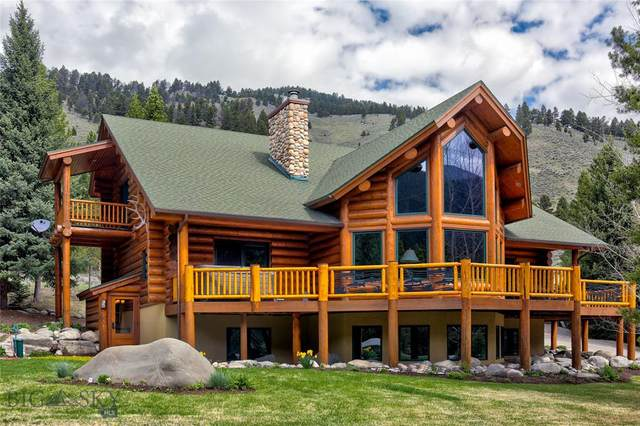25 Lower Dudley Creek Road, Gallatin Gateway, MT 59730 (MLS #357618) :: L&K Real Estate