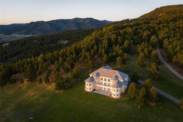 1859 Bridger Woods Road, Bozeman, MT 59715 (MLS #357621) :: Black Diamond Montana