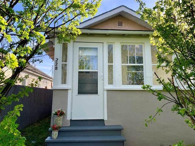 228 S K Street, Livingston, MT 59047 (MLS #357649) :: Coldwell Banker Distinctive Properties