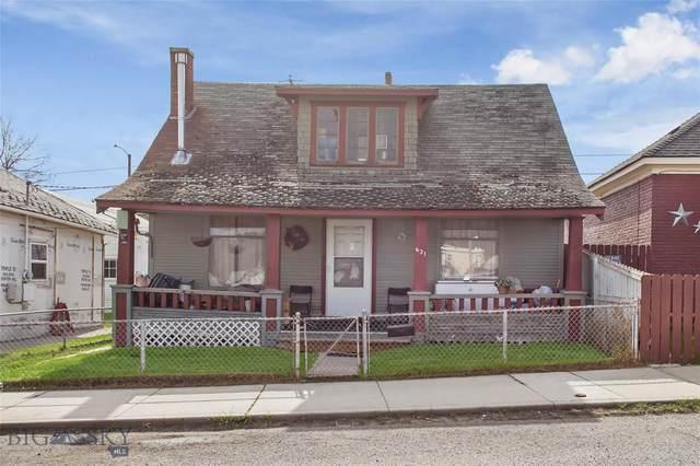 631 Placer, Butte, MT 59701 (MLS #357717) :: L&K Real Estate