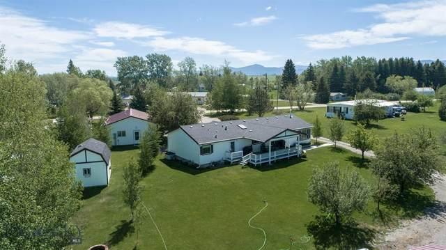 401 Lower Rainbow Road, Bozeman, MT 59718 (MLS #357821) :: L&K Real Estate