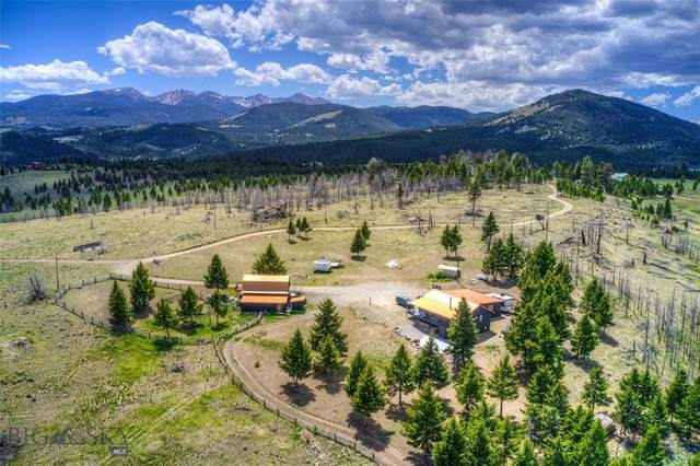 28 Coyote Trail, Whitehall, MT 59759 (MLS #357838) :: Carr Montana Real Estate