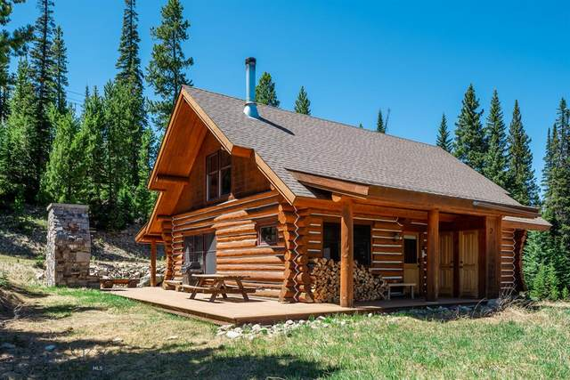 22 Moose Ridge Road #2, Big Sky, MT 59716 (MLS #357860) :: Hart Real Estate Solutions