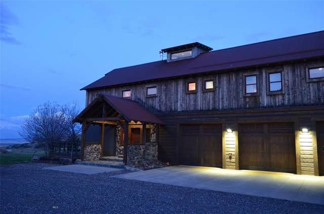 12 Sunflower, Livingston, MT 59047 (MLS #358041) :: Hart Real Estate Solutions