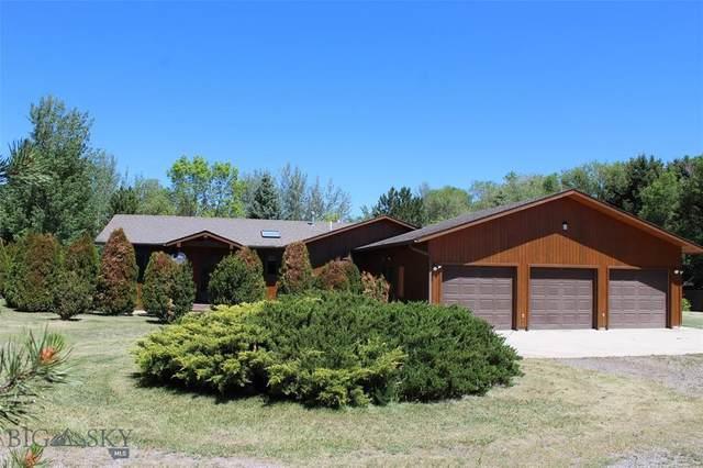 27801 Norris Road, Bozeman, MT 59718 (MLS #358055) :: Berkshire Hathaway HomeServices Montana Properties
