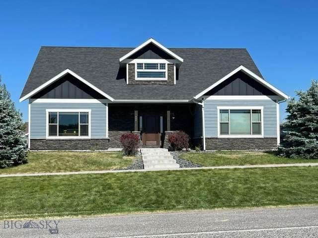 484 Circle F Trail, Bozeman, MT 59718 (MLS #358100) :: L&K Real Estate