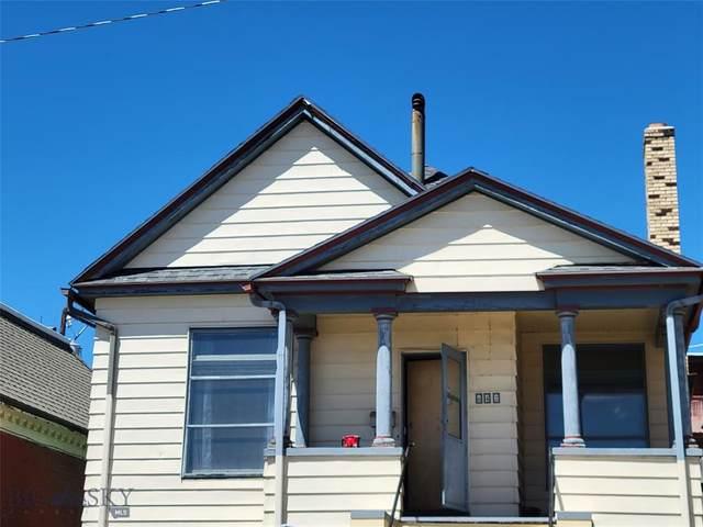641 W Granite Street, Butte, MT 59701 (MLS #358299) :: Black Diamond Montana