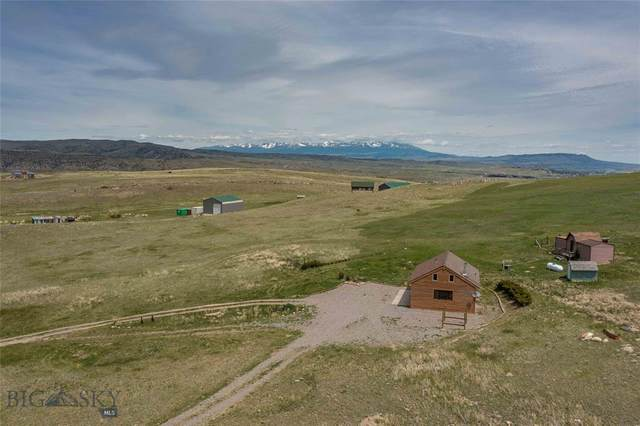 59 Wineglass Loop W, Livingston, MT 59047 (MLS #358304) :: Montana Life Real Estate