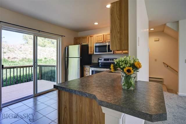 707 N N Street J, Livingston, MT 59047 (MLS #359351) :: Hart Real Estate Solutions