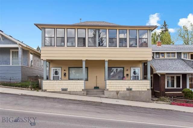 1123 W Park Street, Butte, MT 59701 (MLS #359372) :: Hart Real Estate Solutions