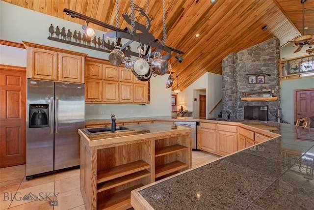 93 Wall Rock Road, Wilsall, MT 59086 (MLS #359377) :: L&K Real Estate