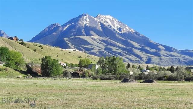 65 Emigrant Meadows Road, Emigrant, MT 59027 (MLS #359541) :: Berkshire Hathaway HomeServices Montana Properties