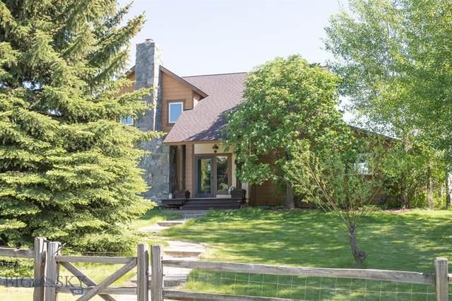 3160 Tumbleweed Drive, Bozeman, MT 59715 (MLS #359545) :: Black Diamond Montana