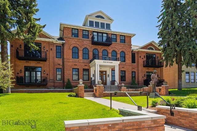 300 W Main C, Bozeman, MT 59715 (MLS #359616) :: Carr Montana Real Estate
