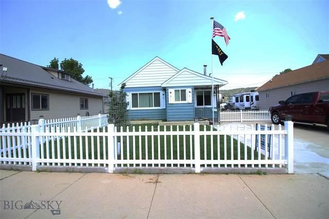 610 W 3rd, Anaconda, MT 59711 (MLS #359693) :: L&K Real Estate