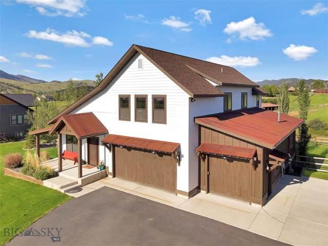 477 Dulohery Lane, Bozeman, MT 59715 (MLS #359707) :: Black Diamond Montana