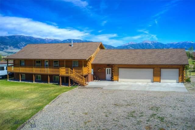 13 Coachman Lane, McAllister, MT 59740 (MLS #359837) :: Carr Montana Real Estate