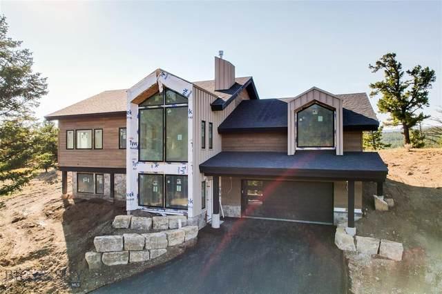661 Antler Ridge Road, Big Sky, MT 59716 (MLS #359907) :: Montana Mountain Home, LLC