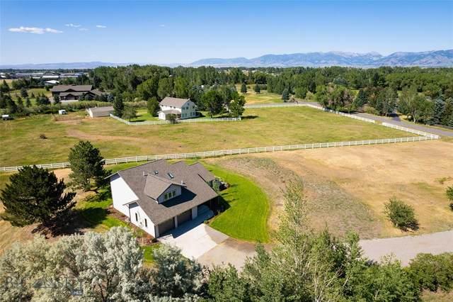 56 Big Chief Trail, Bozeman, MT 59718 (MLS #360111) :: Montana Life Real Estate