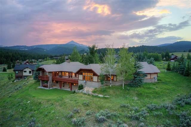 146 Chief Joseph, Big Sky, MT 59716 (MLS #360210) :: L&K Real Estate
