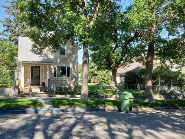 428 N B Street, Livingston, MT 59047 (MLS #360212) :: Carr Montana Real Estate