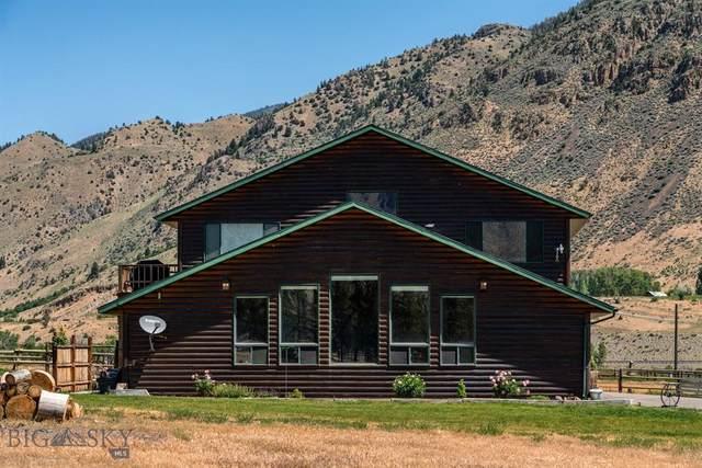 550 Old Yellowstone Trail S #13, Gardiner, MT 59030 (MLS #360230) :: Montana Home Team