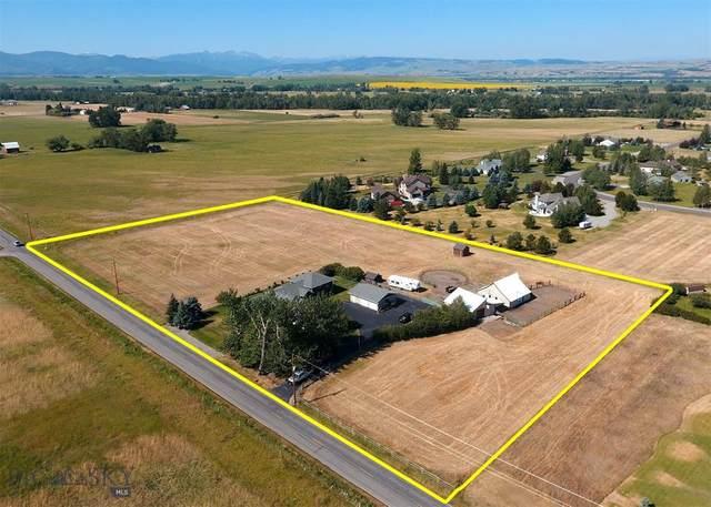6651 Gooch Hill Road, Bozeman, MT 59718 (MLS #360398) :: Carr Montana Real Estate