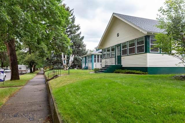 110 S 9th Street, Livingston, MT 59047 (MLS #360474) :: Carr Montana Real Estate