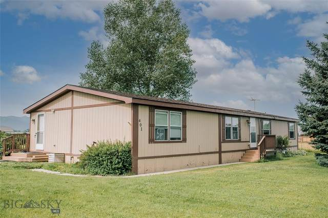 401 Garnet Mountain, Bozeman, MT 59718 (MLS #360624) :: L&K Real Estate
