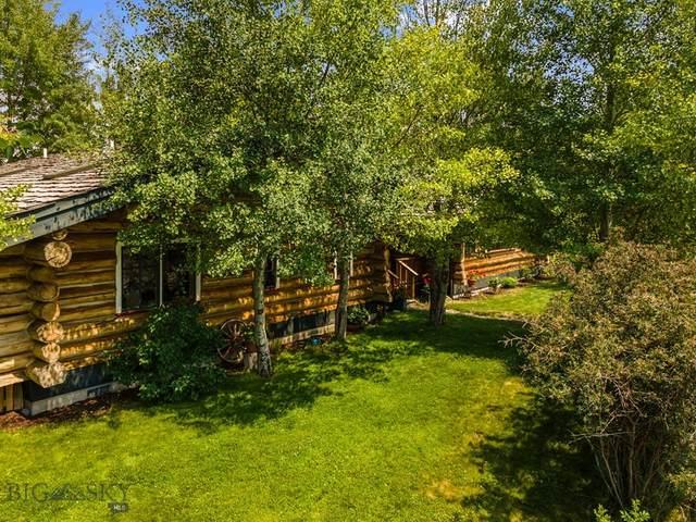 8480 Gooch Hill, Bozeman, MT 59718 (MLS #360665) :: Black Diamond Montana