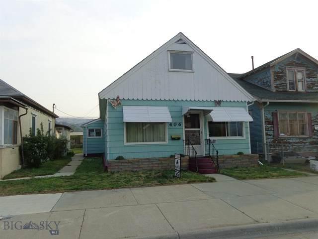 406 W Park Avenue, Anaconda, MT 59711 (MLS #360749) :: Black Diamond Montana