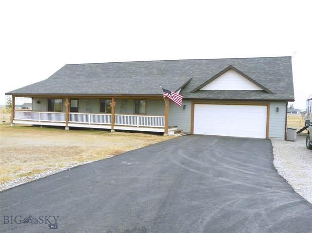 73 Star View Drive, Three Forks, MT 59752 (MLS #360820) :: Black Diamond Montana