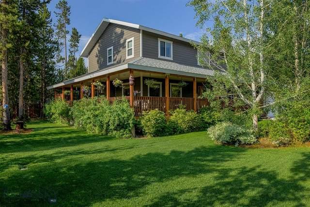 320 Washburn Circle, West Yellowstone, MT 59758 (MLS #360834) :: L&K Real Estate