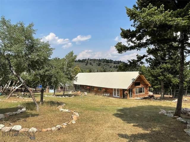 31 Thistle Hill Road, Livingston, MT 59047 (MLS #360902) :: L&K Real Estate