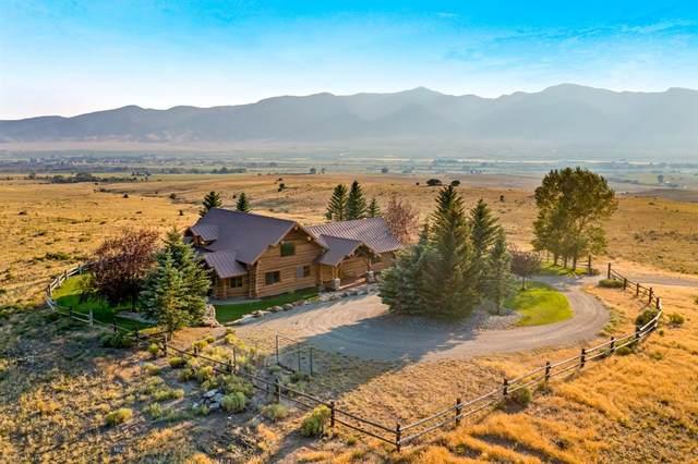 206 Mill Gulch Road, Sheridan, MT 59749 (MLS #360912) :: Montana Mountain Home, LLC