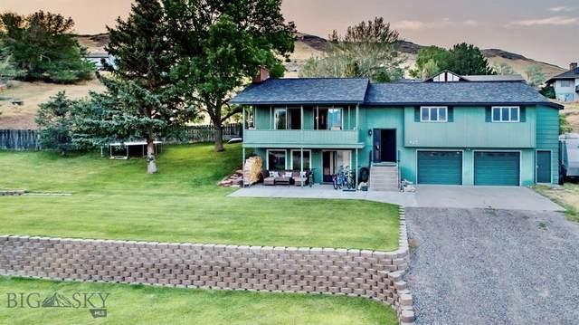 421 E Summit Street, Livingston, MT 59047 (MLS #360921) :: Montana Life Real Estate