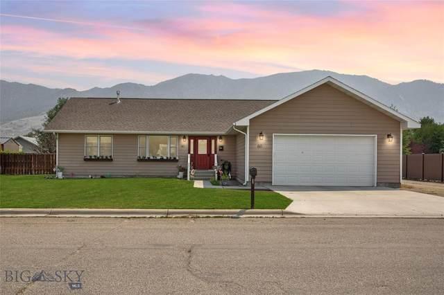 60 Milky Way, Butte, MT 59701 (MLS #360938) :: Coldwell Banker Distinctive Properties