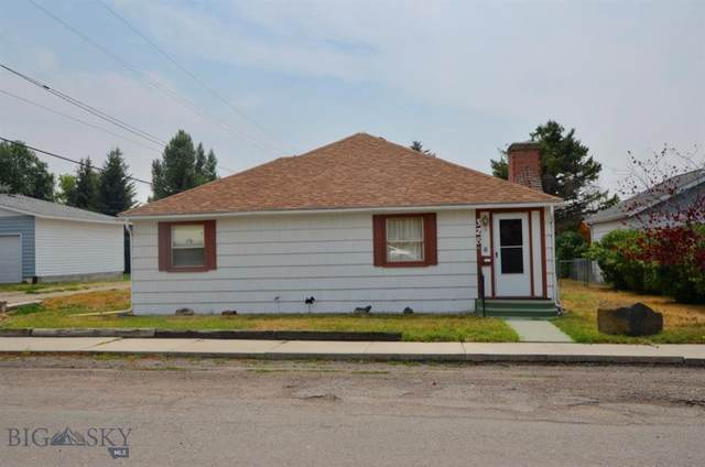 328 E Chapman Street, Dillon, MT 59725 (MLS #361001) :: Carr Montana Real Estate