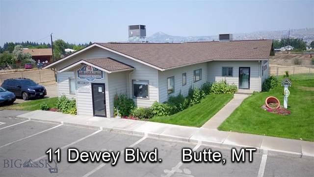 11 Dewey, Butte, MT 59701 (MLS #361034) :: Berkshire Hathaway HomeServices Montana Properties