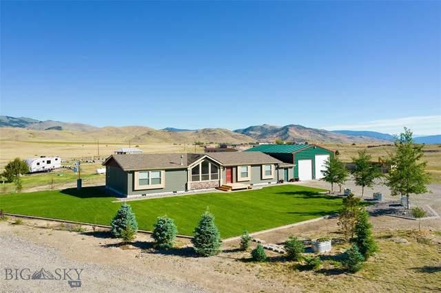 2 Gladiolus Lane, Emigrant, MT 59027 (MLS #361085) :: Carr Montana Real Estate