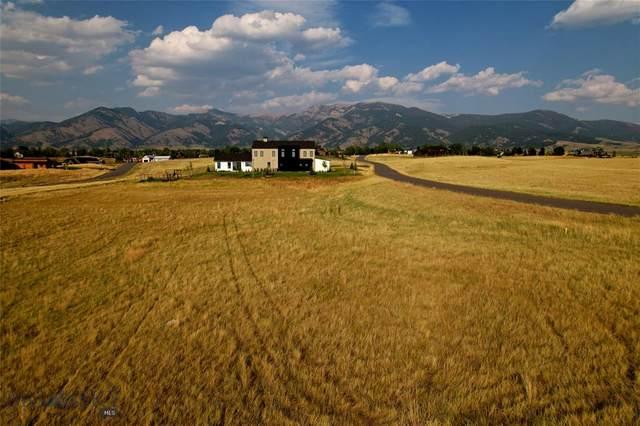 TBD Cold Smoke Drive, Bozeman, MT 59715 (MLS #361092) :: Carr Montana Real Estate
