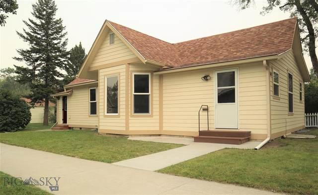 301 S 7th Street, Livingston, MT 59047 (MLS #361137) :: Berkshire Hathaway HomeServices Montana Properties